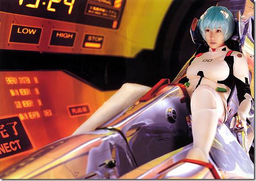 neon genesis evangelion cosplay - ayanami rei 8