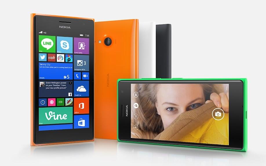 Nokia Lumia 735 - Spesifikasi Lengkap dan Harga