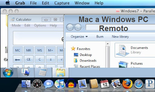 Mac a un PC Windows Remto