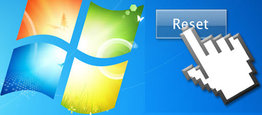 restaurar windows 7