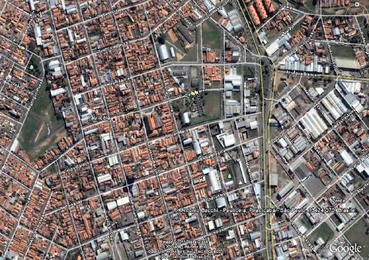Paulicéia, quartiere della città di Piracicaba (Brasile)