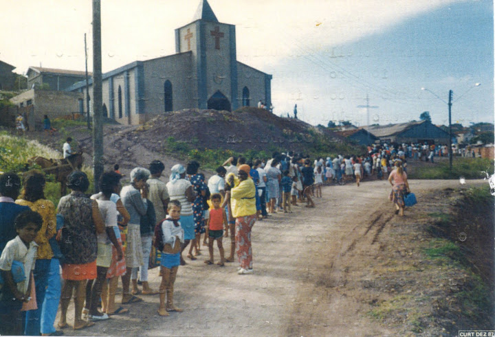 quartiere di Piracicaba - luglio 2009