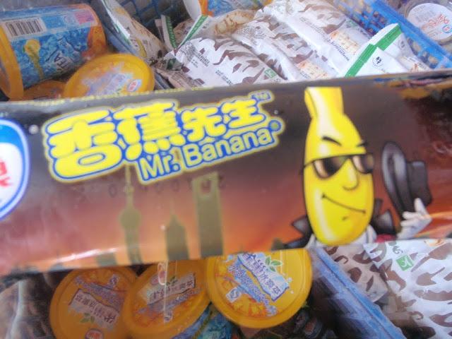 Mr. Banana!!!