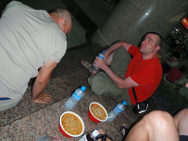 Nanjing cena en el aeropuerto