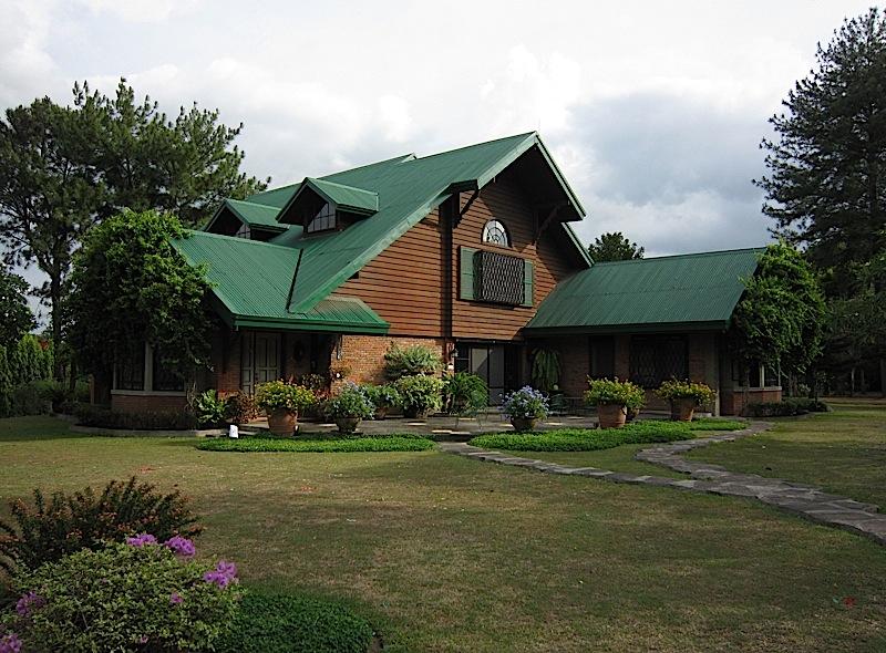 Casa San Pablo, the home of Vinya Gomez Alcantara