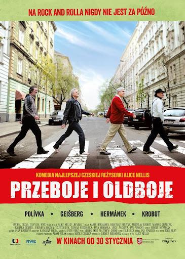 Polski plakat filmu 'Przeboje i Oldboje'