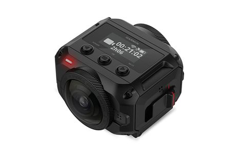 Garmin Virb 360 Action Rugged Best Action Cameras In India
