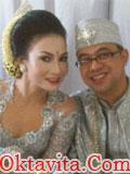 Foto Putty Noor Menikah