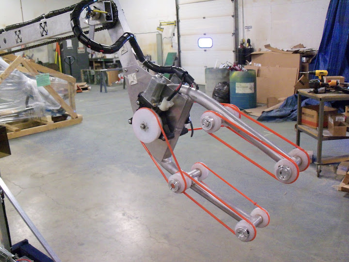 The Poly Cord Robot Claw