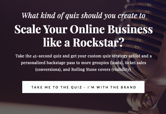 quiz cover for what kind of quiz should you create to scale your online business?