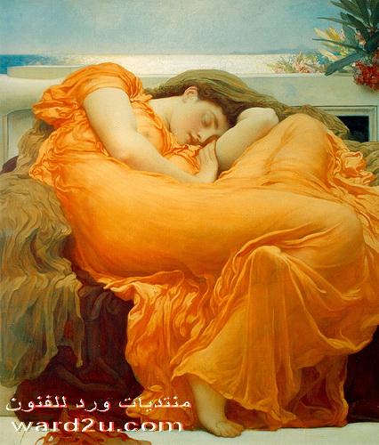 قصه لوحه وسيره فنان