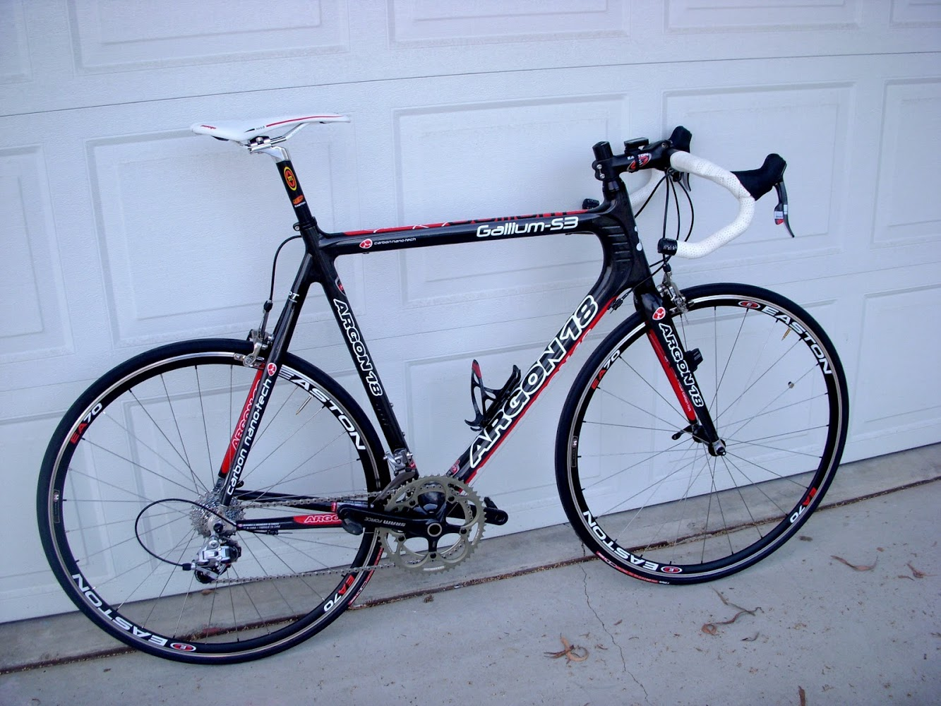 New bike - 2007 Argon18 Gallium