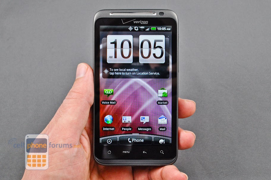 htc thunderbolt review rh cellphoneforums net HTC Thunderbolt Manual HTC One X
