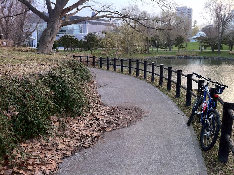 Парк Макоманай