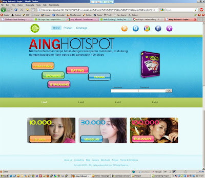 login page mikrotik