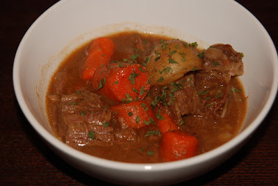 Beef Stew with Beer and Paprika - Katie's Cucina
