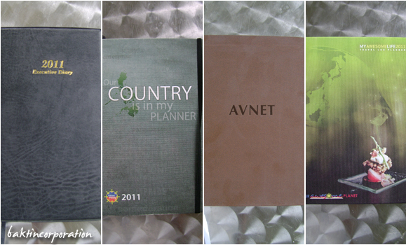 2011 planners