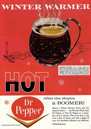 Some Like It Hot - Dr Pepper