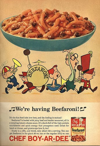 Vintage Beef-a-roni - Part 2 - PFF!