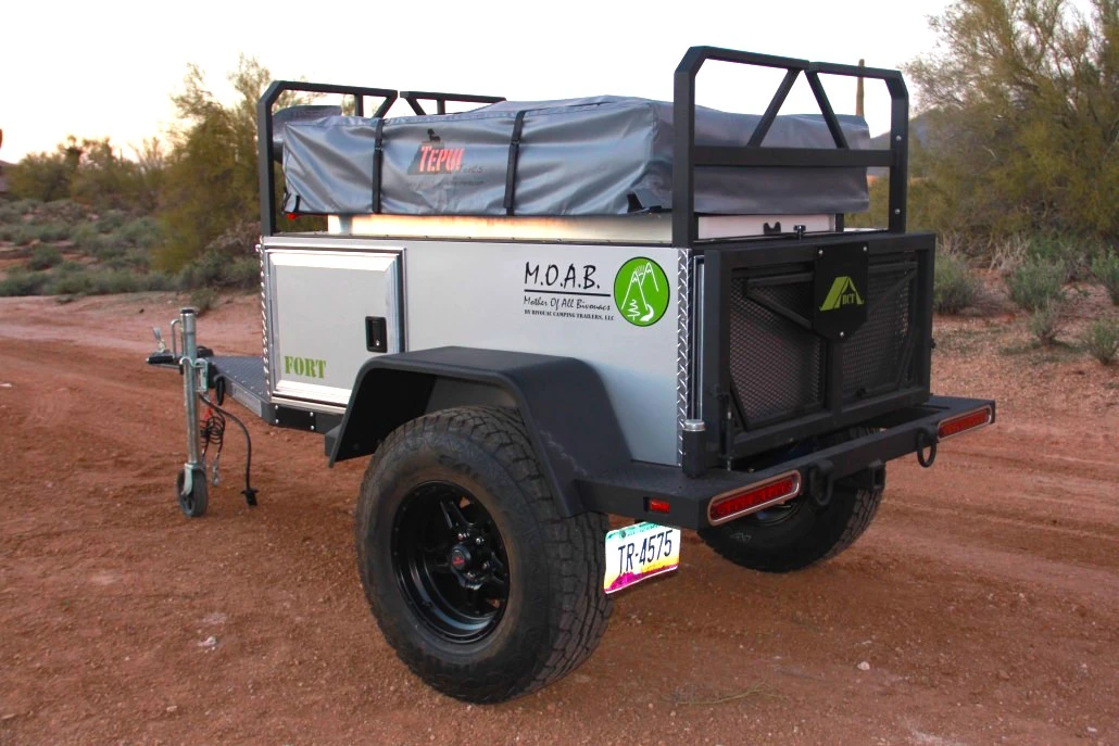 Bivouac Camping Trailers (BCT) Moab Fort