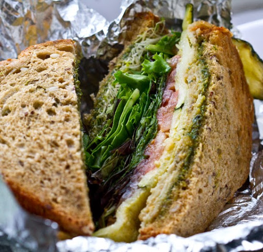 The Best Vegan Lunch Sandwich in NYC?..