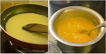 Mango & Vanilla Custard Verrines Recipe