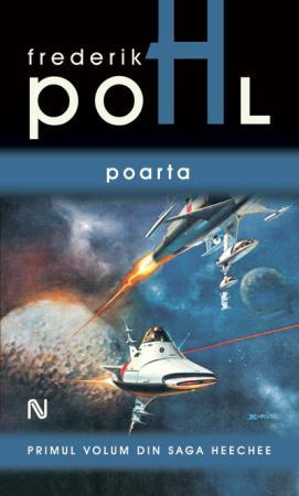 Frederik Pohl - Poarta la editura Nemira