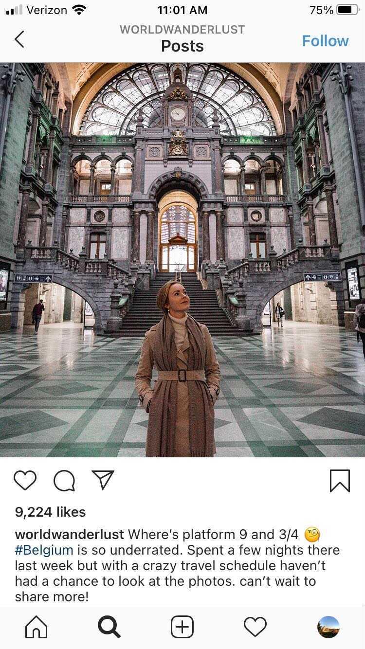 travel Instagram worldwanderlust
