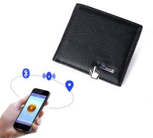 Bluetooth peněženka z AliExpress