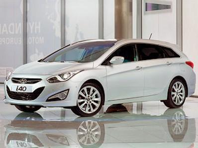 2012 Hyundai i40 Universal
