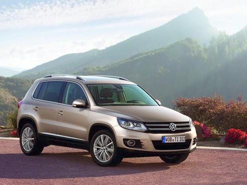 Volkswagen Tiguan Crossover