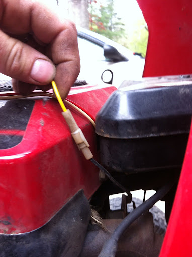 Briggs Wiring Help     Re-power Of A Craftsman Dyt 4000 - Mytractorforum Com