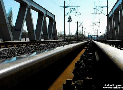 pe calea ferata - dor de trenul vietii