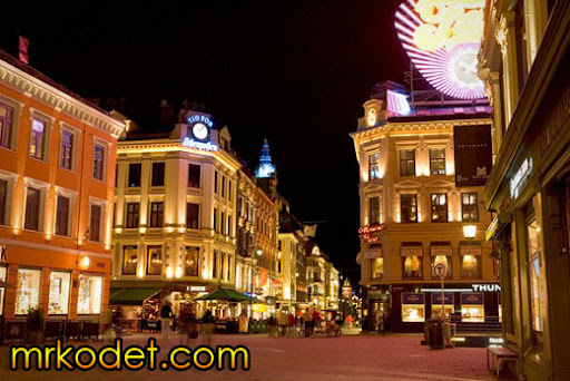 3. Oslo Norway 10 Bandar Terbersih Di Dunia