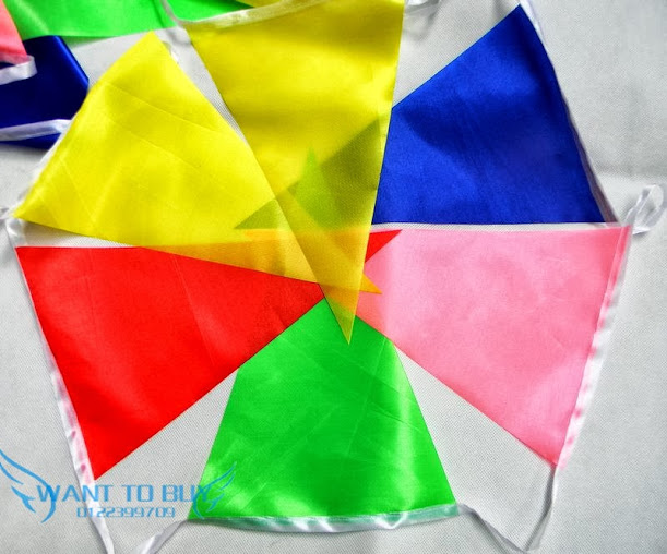 Pennant String Flag Bunting Triangl End 10 22 2019 6 15 Pm