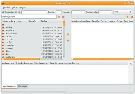 bareftp 0 3 1 1 Clientes FTP en Ubuntu: ¿cuál elijo?