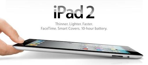 screenshot1 Apple presenta la nueva versión de su tablet, el iPad 2