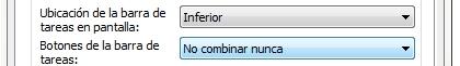 2011 04 18 10 36 27 Windows 7 Superbar: no combinar nunca y ocultar etiquetas
