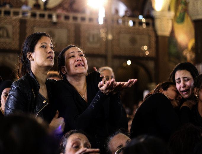 Chuyến thăm Ai-cập của Đức Thánh Cha sẽ vẫn tiếp tục, bất kể những cuộc thảm sát người Ki-tô hữu hôm Chúa nhật Lễ Lá