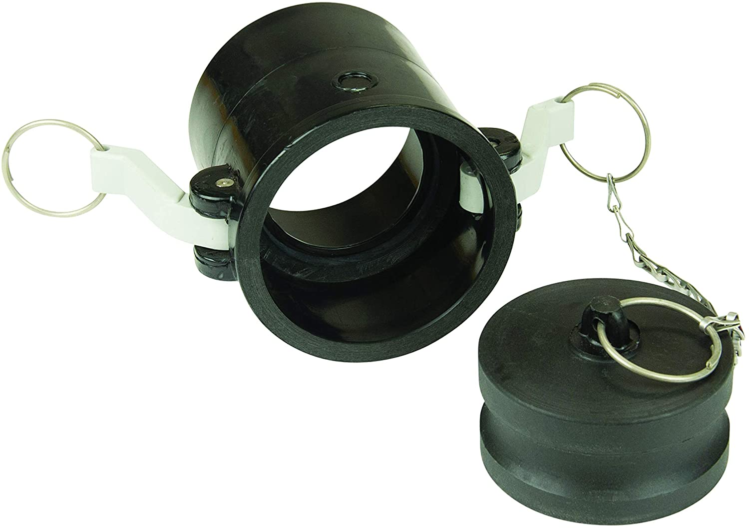 cam lock connector most secure rv sewer hose