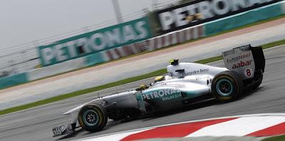 Mercedes GP Petronas F1 Team