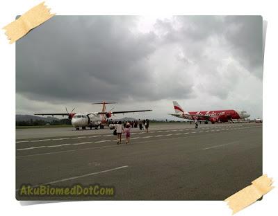 Landasan lapangan terbang antarabangsa Langkawi