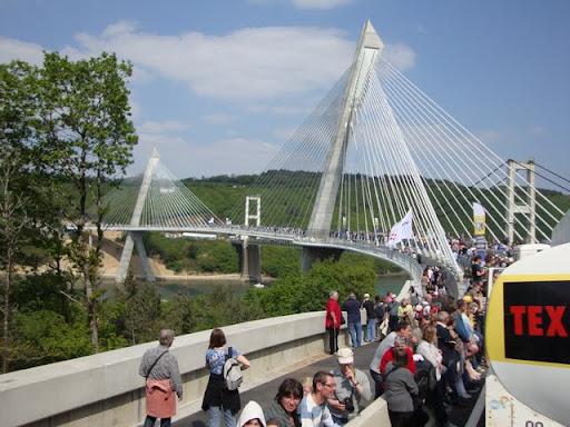 Inauguration du pont de Térénez DSC02479
