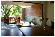 新竹石上湯屋