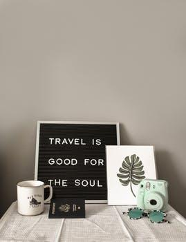 Travel for soul