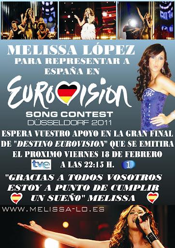 3ª Semifinal Destino Eurovision: Comentemos en Directo - Página 13 MELISSA%20FINAL%2018.02