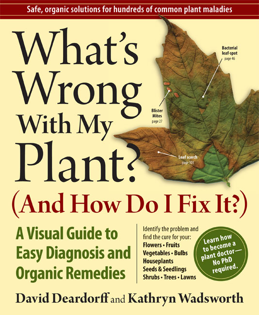 Book Review: What's Wrong With My Plant?