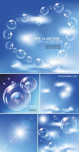 Çeşitli vectorel arkaplanlar2