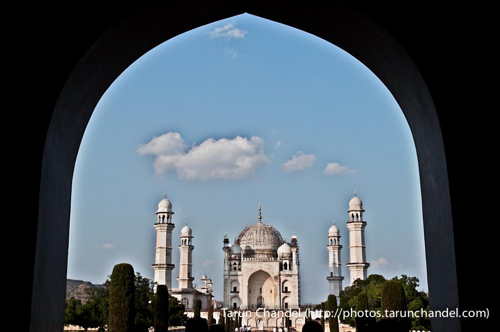 Bibi ka maqbara, Tarun Chandel Photoblog