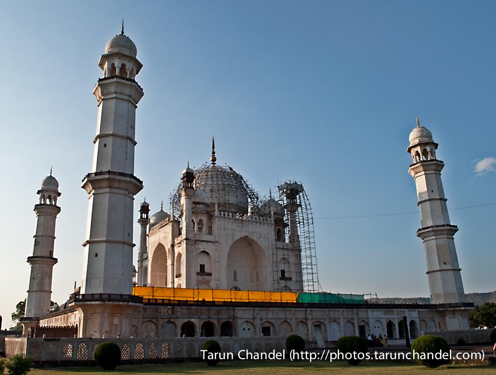 bibi ka maqbara aurangabad India, Tarun Chandel Photoblog